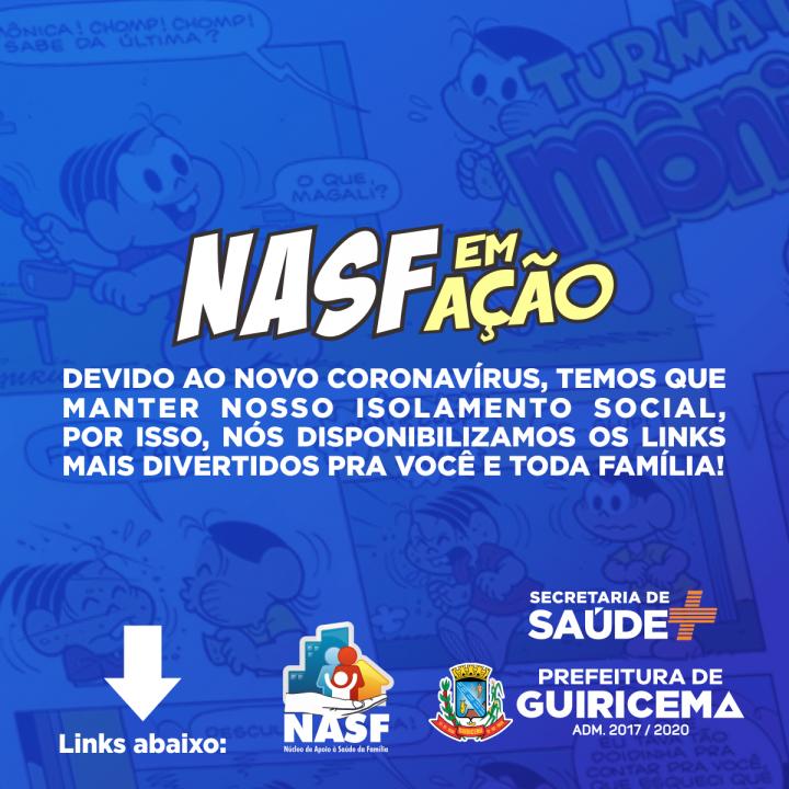 PREFEITURA DE GUIRICEMA_NASF-em-ação_turma-mônica