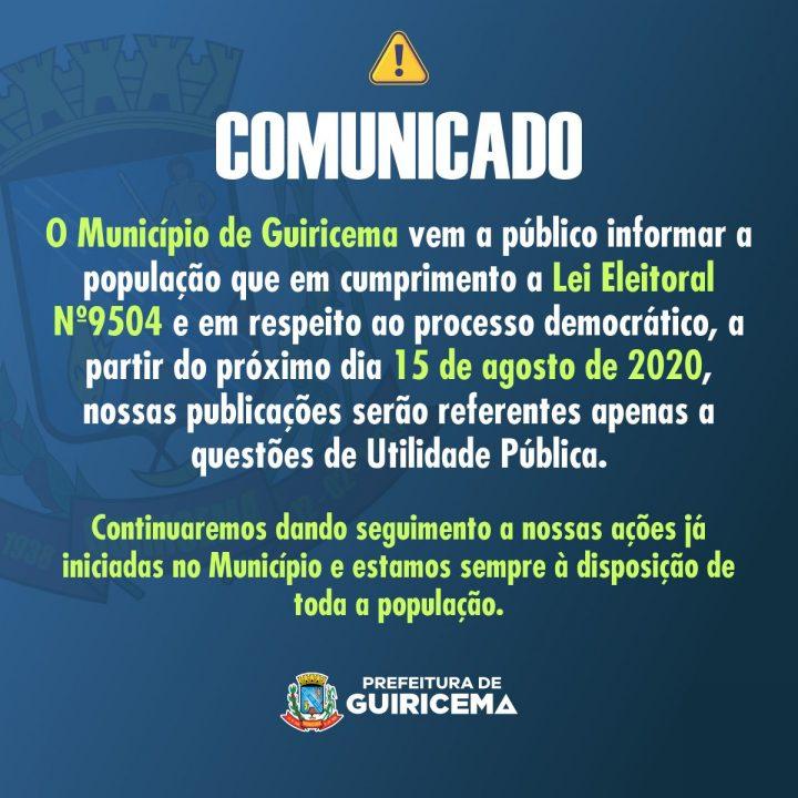 PREFEITURA DE GUIRICEMA_lei-eleitoral